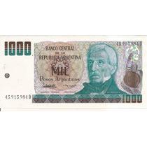 Billetes $ 1000 Pesos Argentinos Correlativos