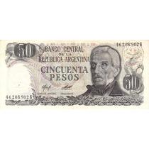 50 Pesos Ley 18.188 Bottero
