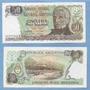 Argentina Billete 50 Pesos Argentinos - 1985 - Bottero#2619