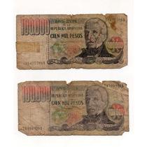 100.000 Pesos Argentinos - Argentina