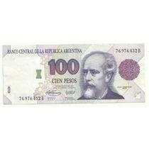 Argentina 100 Pesos Convertibles Mb Bot 3078
