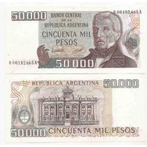 Argentina Reposicion 50000 Pesos Ley P-307 B-2500