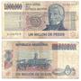 B D M / Argentina / 1.000.000 Pesos Ley 18.88 / Bot#2513