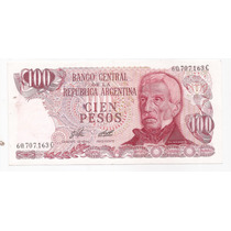 Argentina Billete 100 Pesos Ley Bottero 2405