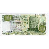 Barese2013 Bottero 2420 Reposicion 500 Pesos Ley