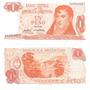 B D M / Argentina / 1 Peso Ley 18.188 / 1972 / Bot#2307