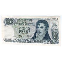 Barese2013 Bottero 2324 Reposicion 5 Pesos Ley