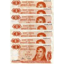 Argentina Billete De 1 Peso Ley 18188 - Sin Circular- Ofert