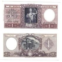 Argentina, Billete 1 Peso Moneda Nacional, Bottero 1912, Sc