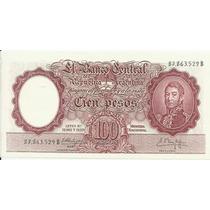 Argentina 100 Pesos Bot 2058