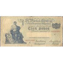 !!!! 100 Pesos Monedas Nacional 1937 Imperdible !!!