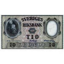 Suecia - 10 Kronor 1958 -
