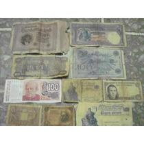 Billetes Antiguos Varios Paises