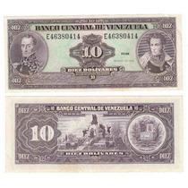 Uruguay Y Venezuela, 3 Billetes Diferentes (lote A19)