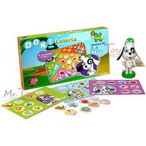 Doki Lotería + Muñeco C/ Movimiento Pack Doble Juguete Bingo