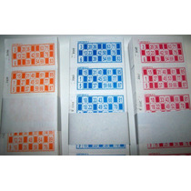 Cartones Para Lotto Bingo Loteria X 2016 Danielhds
