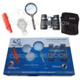 Kit Explorador Galileo - Binocular Lupa Brujula Silbato