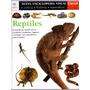 Reptiles Nueva Enciclopecia Visual Clarín Nº 9 - E4