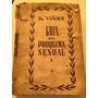 Guía Del Problema Sexual - Doctor Vander - Usado -