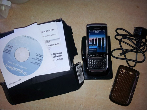 Blackberry 9810 Torch 2 Libre