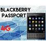 Blackberry Passport 4g 32gb 13mp 4.5 Qwerty Quad 2.26ghz