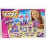Blocky Fantasia 3 Ladrillitos Para Nenas 190 Piezas Dimare