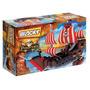 Blocky Barco Pirata X 560 Pzas + 4 Muñecos De Rasti