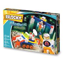 Blocky Galactico 110 Piezas Bloques Ladrillos Rasti Lego