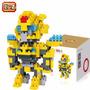Bumblebee ,mini Bloques ,minifiguras Tranformers