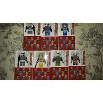 Transformers Coleccion X 7! Caja Base Armas