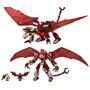Transformers Beast Dragon Hasbro 224 Piezas