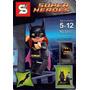 Batichica Batgirl Nuevo! Dc Comics Sy 171 E