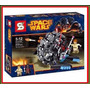 Set Star War Wheel Bike 75040