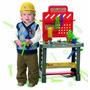 Taller Banco Set De Trabajo Work Master Rondi 56 Accesorios