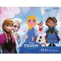 Pixi Disney Frozen Elsa Anna Olaf Vulcanita - Mundo Manias