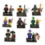 Llego Colección X 8 Batman Vs Villanos (acertijo-robin) Sy