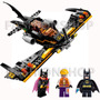 Batinave Batman + Minifiguras Bloques Compatibles Sy