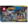 Heroes Assemble Batman Robot - Bloques Sy - Simil - Legofans