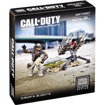 Mega Bloks Call Of Duty Sam Turret 06867
