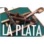 Excelente Catapulta De Madera Artesanal Medieval En La Plata