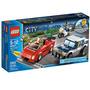 Lego City Policia Moto Auto Ferrari 60007 Palermo Zona Norte