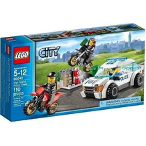 Lego City 60042 Policia. High Speed Police Chase