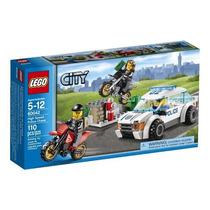 Lego 60042 Persecución Policial Juguetería El Pehuén