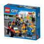 Lego City 60088 Bomberos Fire Starter Set - Mundo Manias