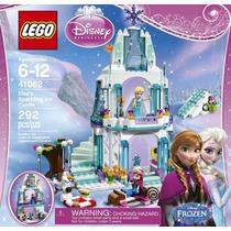 Lego Friends Castillo De Lego Disney Elsa Frozen 41062