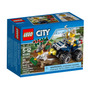 Oferta! Lego City Atv Patrol Policia Y Ladron 60065 X Local!