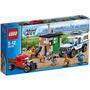 Lego City 60048 Unidad Canina De Policia Original