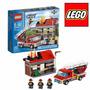Bloques Lego City Fire Emergence 301 Pzs. - Importado