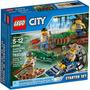 Lego City 60066 Policia Del Pantano Jugueteria Bunny Toys