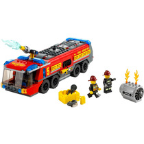 Lego City 60061 Camion De Bomberos Aeroportuario 2014 Nuevo